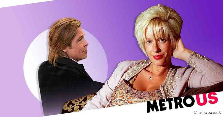 Brad Pitt was apparently 'infatuated' with Paula Yates