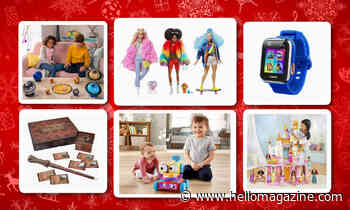53 top toys for Christmas 2021: The most popular gifts that will be on Santa's wish lists