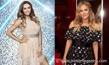 Katie McGlynn pays tribute to Caroline Flack ahead of new Strictly series