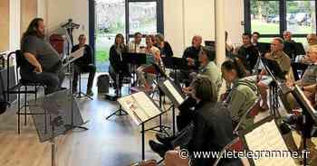 À Landerneau, l'Harmonie de l'Elorn a repris le chemin des répétitions - Le Télégramme