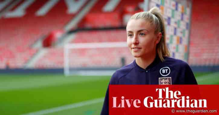 England v North Macedonia: World Cup 2023 qualifying – live!