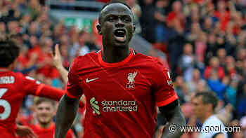 'He looks really sharp and in a good moment' – Liverpool boss Klopp raves about Mane's form
