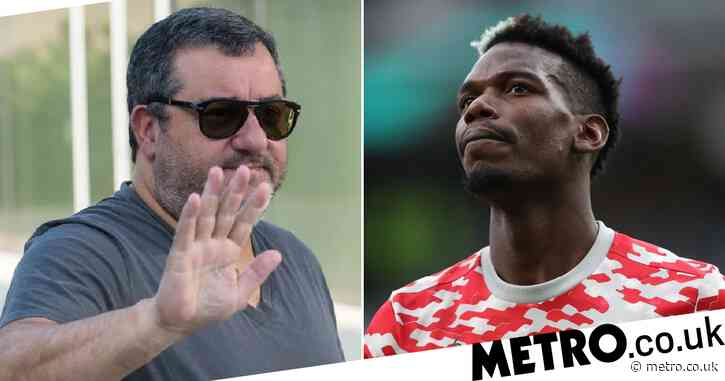 Paul Pogba could leave Manchester United for Juventus next summer, says agent Mino Raiola