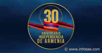 La Embajada de la República de Armenia en Buenos Aires celebrará con un programa de actos virtuales el 30° aniversario de la independencia del país - infobae