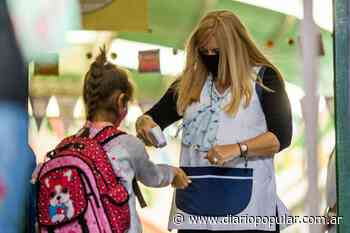 En Ciudad de Buenos Aires, aislarán sólo alumnos con síntomas de coronavirus - Popular