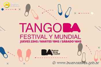 TangoBA en el Canal de la Ciudad | Noticias - buenosaires.gob.ar