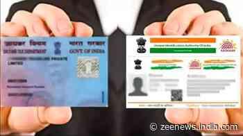 PAN-Aadhaar linkage deadline extended, here`s how to do it
