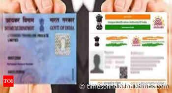 Aadhaar-PAN card linking deadline extended till March 2022