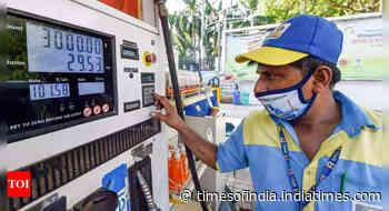 Petrol, diesel won't be brought under GST yet, says FM