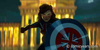Hayley Atwell Is Lara Croft In New Tomb Raider Anime Series - Comic Years
