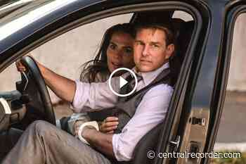 After 9 Months Of Dating Tom Cruise and Hayley Atwell Move In Together - Central Recorder