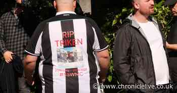 Crowd turns out to say goodbye at funeral of North Shields rapper Karl Cottingham, aka MC Triken