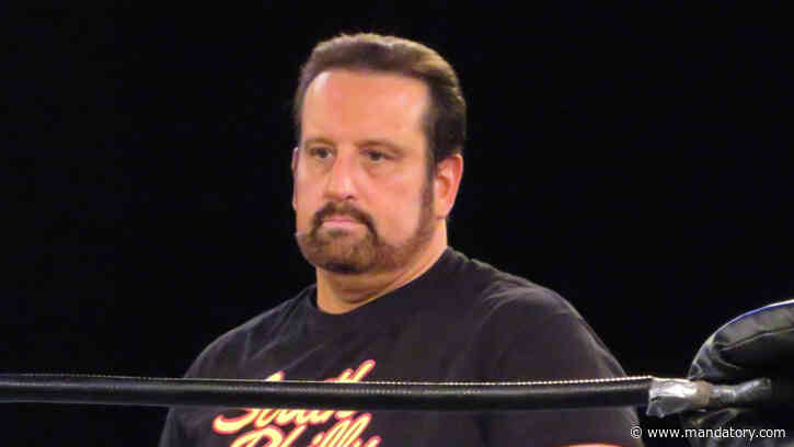 Report: Tommy Dreamer Not At IMPACT Wrestling TV Tapings This Weekend