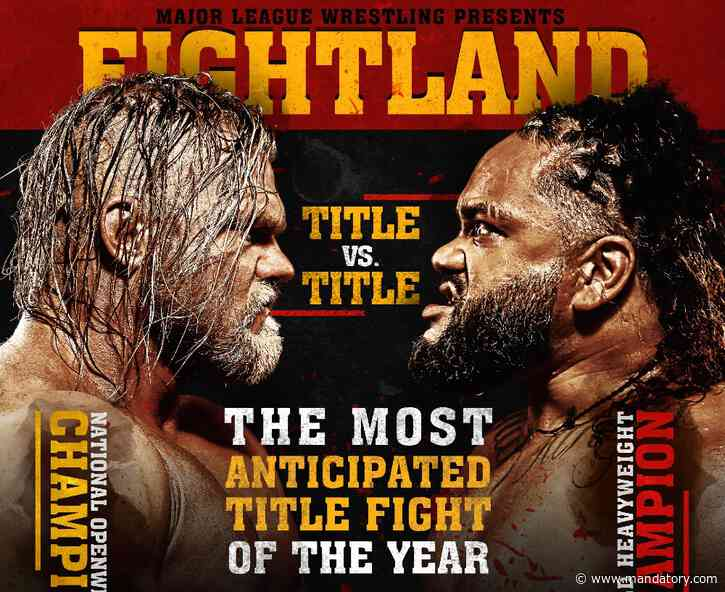 MLW Fightland Set To Air On Vice TV, Women's Featherweight Match Added To Event Card