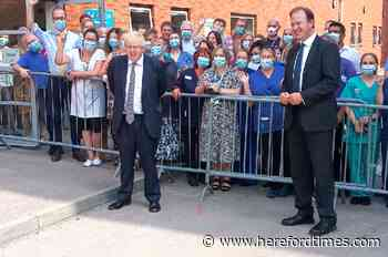 Herefordshire MP leaves Treasury job in Boris Johnson's reshuffle