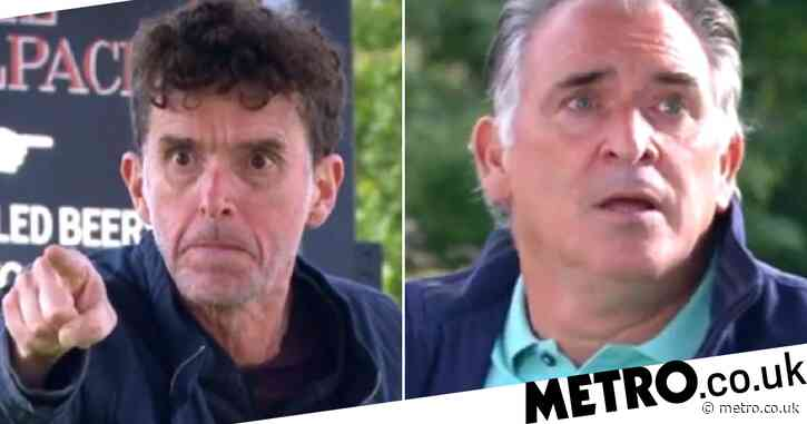 Emmerdale spoilers: Furious Marlon bans Bob from seeing his family after April's trolling ordeal