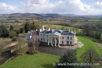 Herefordshire man's 'aggravated trespass' at country estate