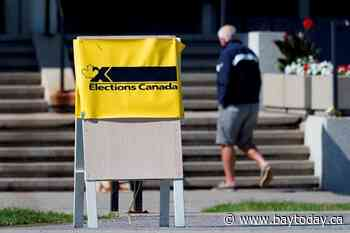 Five things to know about Monday's federal election day