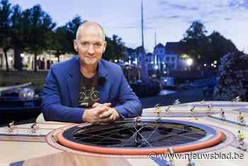 Vive le Vélo reconstrueert WK van 1988 vanuit Cultuurfabriek Ronse