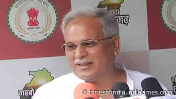 World knows about Gandhi-Nehru family, need no certificate from Godse-Savarkar believer: Baghel
