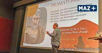 Pritzwalk: Kinderfilmuni Potsdam erklärt, wie gute Geschichten gehen - Märkische Allgemeine Zeitung