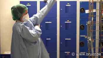 Verpleegkundige UZ Jette: 'Al anderhalf jaar van de ene golf in de andere' - BRUZZ