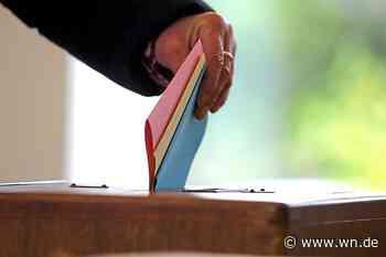 Bei der Wahlentscheidung sind viele noch unsicher