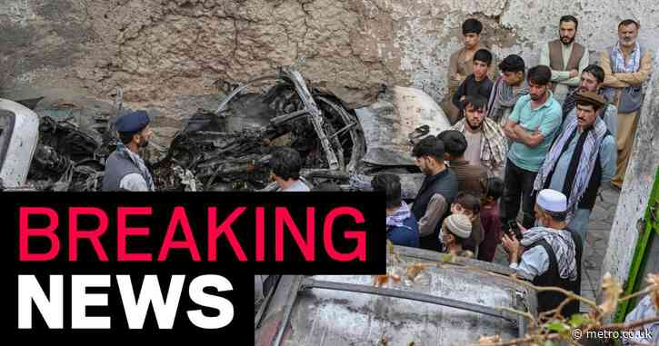US admits its drone strike in Kabul killed 10 civilians including 7 children