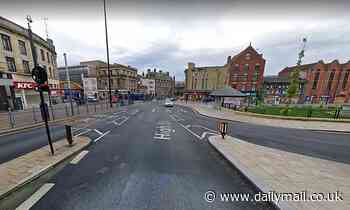 Man is stabbed to death in daylight attack in Sheffield city centre