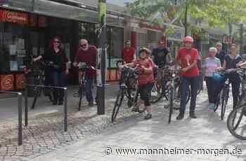 Stadtgeschichte mit dem Rad erkundet - Mannheimer Morgen