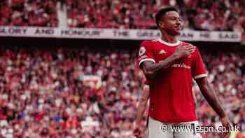 Lingard returns to West Ham seeking to prove himself again