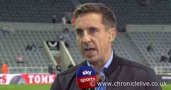 'No fault of his own' - Gary Neville makes Steve Bruce claim before Newcastle vs. Leeds