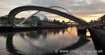 See the Millennium Bridge tilt in celebration of its 20th birthday