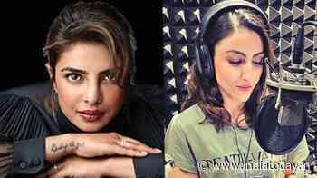 Priyanka Chopra Jonas to Soha Ali Khan: How Indian celebrities have taken to narrating books - India Today