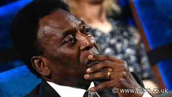Brazil great Pele back in ICU for reflux