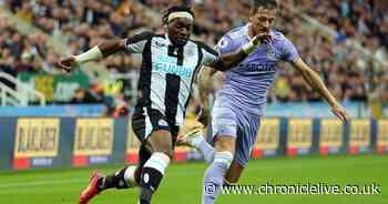 Newcastle vs Leeds United half-time ratings as Saint-Maximin stars again