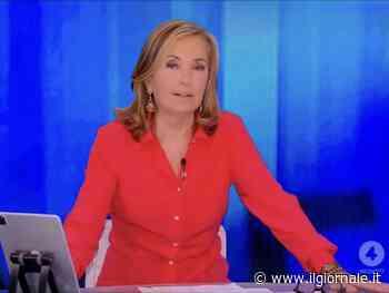 """""""Non sono quella persona lì"""":Barbara Palombelli risponde agli attacchi"""