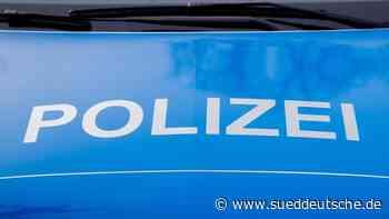 Schleuser liefert sich Verfolgungsjagd mit Polizei - Süddeutsche Zeitung