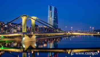 Finanzpolitik - EZB erwartet 2022 Ende des Inflationsspuks - Doch Lohnrunden bergen Risiken -  Cash