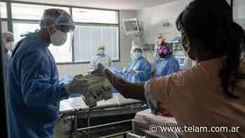 Murieron 185 personas y se registraron 2.308 contagios de coronavirus en el país - Télam