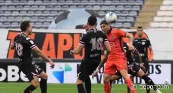 Sport Boys y César Vallejo empataron 2-2 en Matute por la Fase 2 - Diario Depor