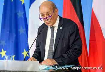 France recalls US ambassador in protest at Australia submarine deal
