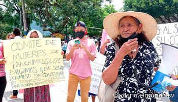 Denuncian al alcalde de Panchimalco de decomisar material y obstruir derecho al agua - Diario El Mundo