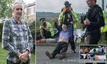 Man behind Insulate Britain's M25 blockade vows to humiliate Boris Johnson at UN climate conference