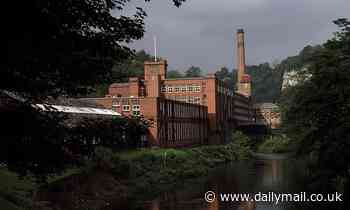 Derby could lose Unesco title over plans to erect apartment block opposite historic silk mills