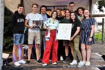 Speelplein Joepla is jeugdlaureaat dankzij inclusiewerking