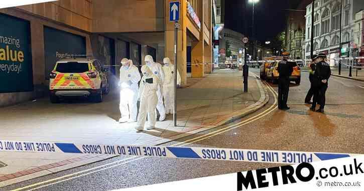 Stabbing victim dies after being found injured in Sheffield city centre