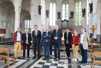 """Verenigingen en inwoners mogen mee beslissen over lot Sint-Rochuskerk: """"Zonde om 2,3 miljoen te pompen in gebouw dat maar een keer per week wordt gebruikt"""" - Het Nieuwsblad"""