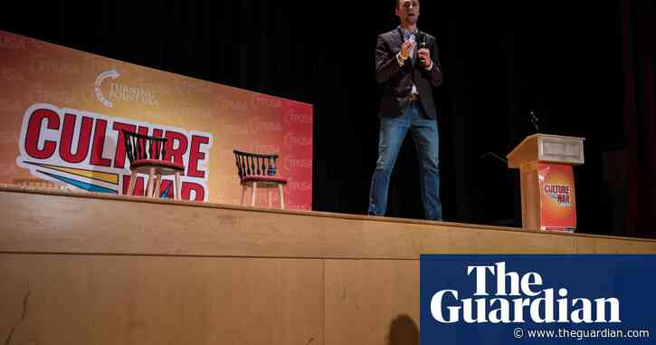 US rightwing group targets academics with Professor Watchlist