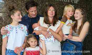 Jools Oliver shares how close her children are in heartwarming photo